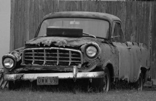 Rusty Holden Ute