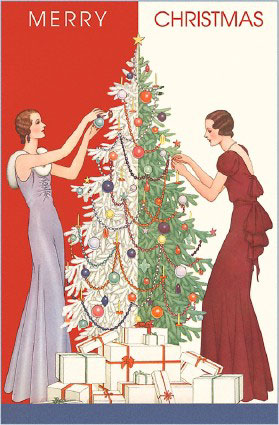 mc-298deco-merry-christmas-with-tree-and-presents-posters